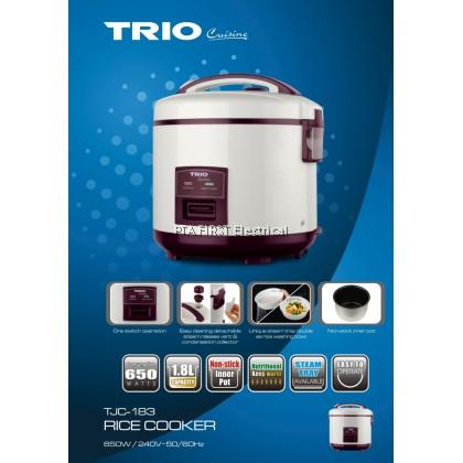 Trio TJC183 Jar Rice Cooker 1.8L