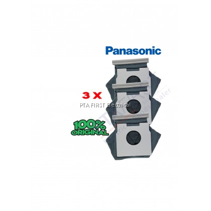 Panasonic Rewashable Dust Bag Type C-13 X3 pcs