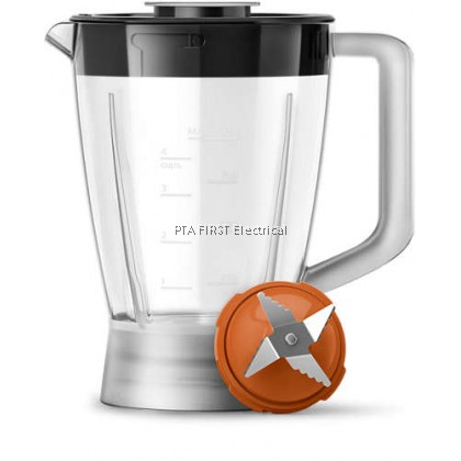Philips Food Processor 700w with 19 Function HR7320/11